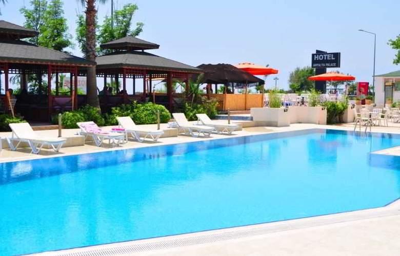 Antalya Palace - Pool - 8
