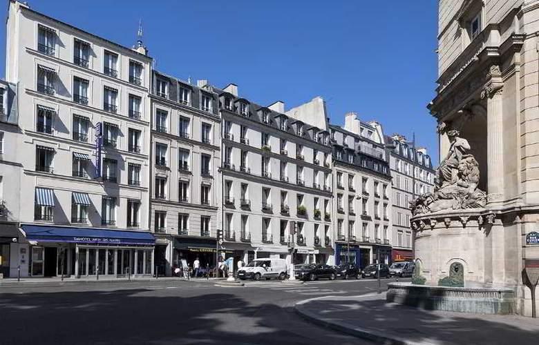 Timhotel Jardin Des Plantes - Hotel - 4