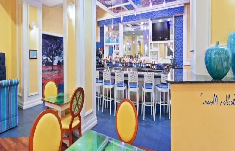 Indigo Hotel Dallas Downtown - Restaurant - 12
