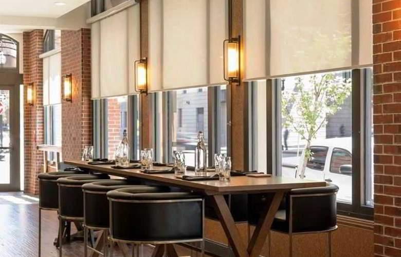 The Boxer Hotel Boston - Restaurant - 9
