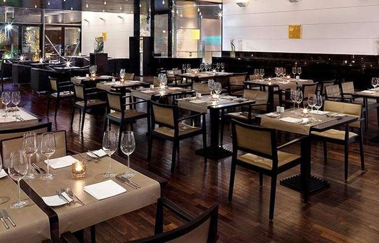 Innside Düsseldorf Seestern - Restaurant - 10