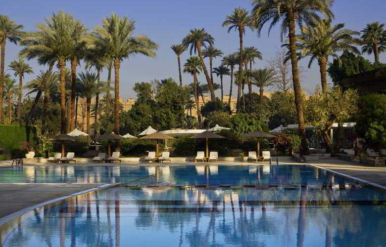 Sofitel Winter Palace Luxor - Pool - 9