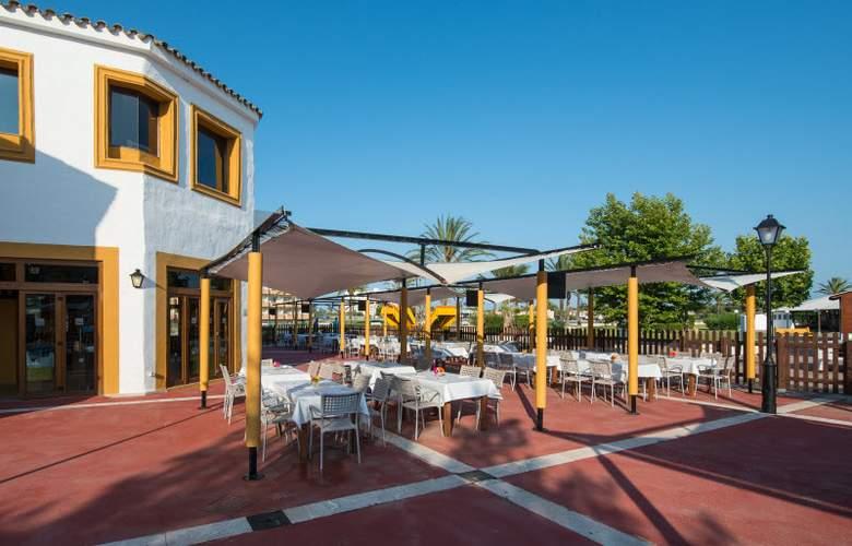 Bellevue Club - Terrace - 11