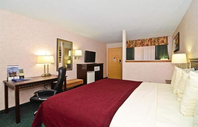 Best Western Sunland Park Inn - Room - 106