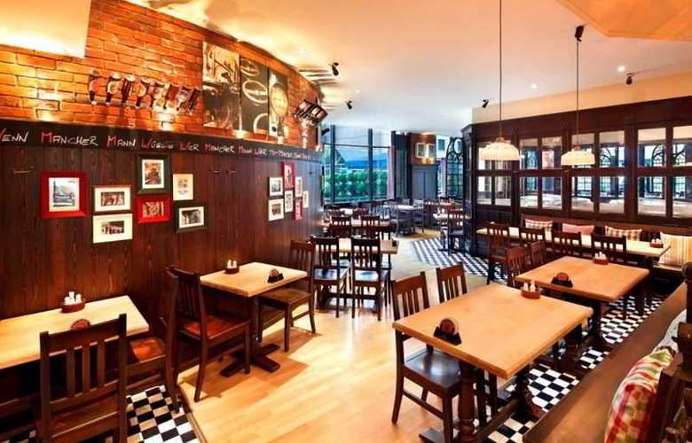 Kempinski Beijing Lufthansa Centre - Restaurant - 8