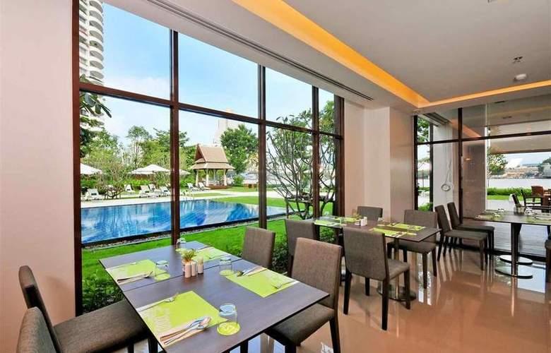 Ibis Bangkok Riverside - Restaurant - 64