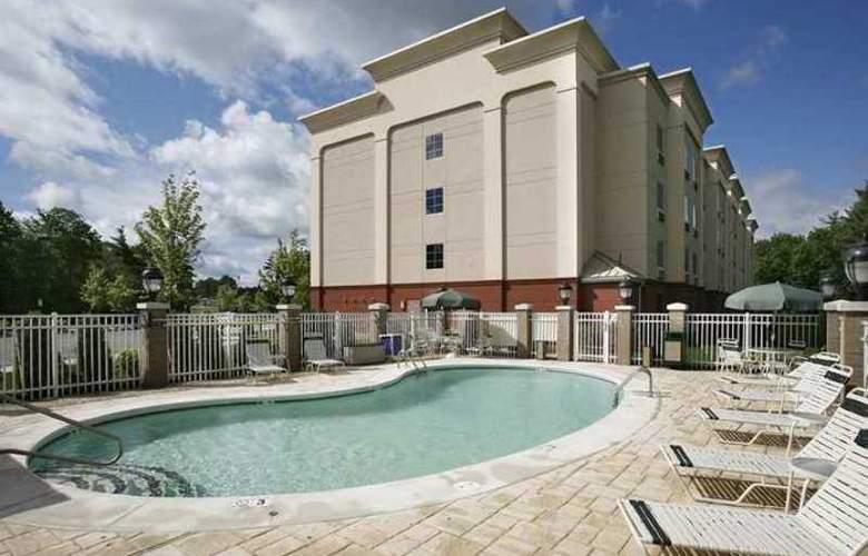 Hampton Inn Bedford - Burlington - Hotel - 8