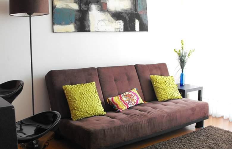 Apart Hotel Inter Suites Las Condes - Room - 5