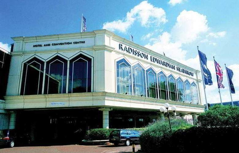 Radisson Blu Edwardian Heathrow - General - 2