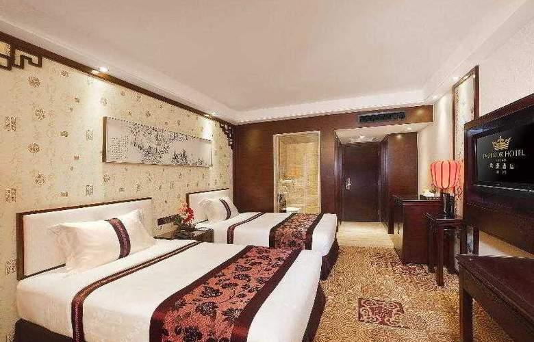 Emperor  Macau - Room - 14