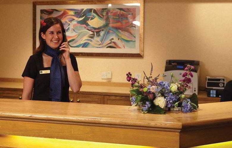 Best Western Tiverton - Hotel - 9