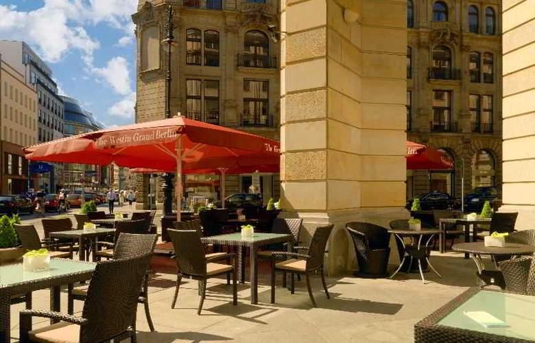 The Westin Grand Berlin - Terrace - 62