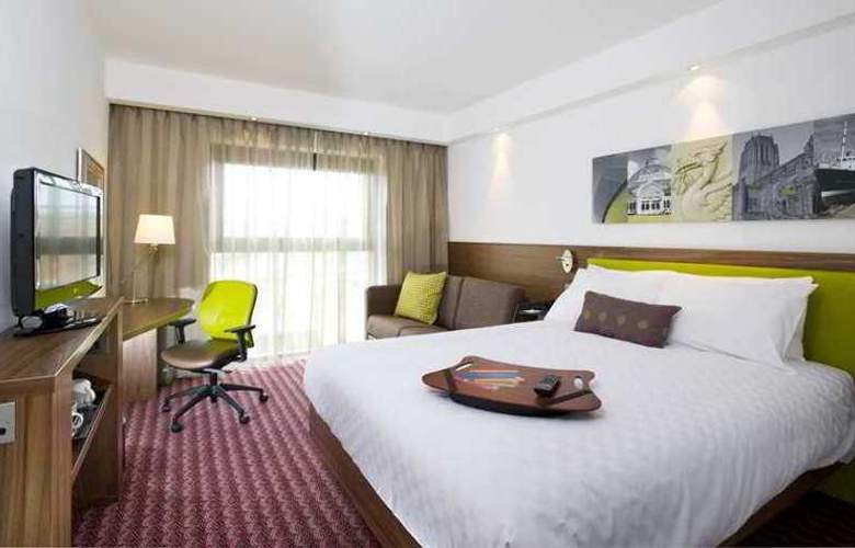 Hampton by Hilton Liverpool city centre - Hotel - 9