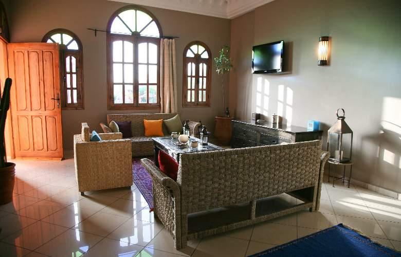 Riad Les 2 Mondes - Room - 3