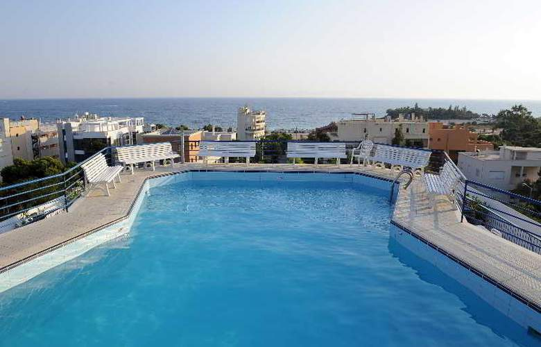 Emmantina Hotel - Pool - 6