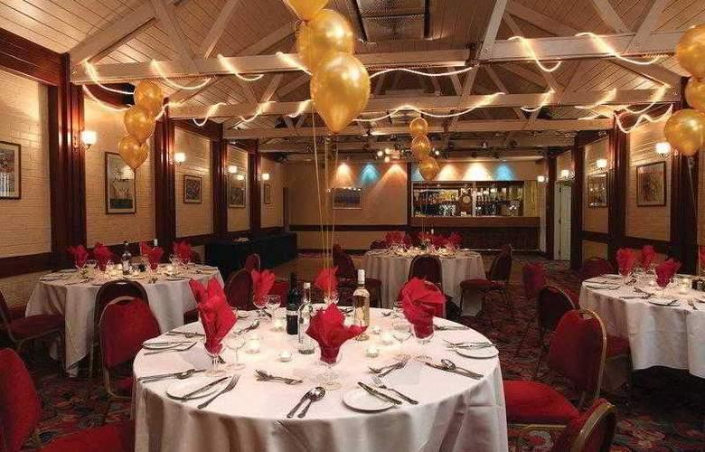Best Western Willerby Manor Hotel - Hotel - 24