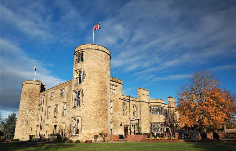 Best Western Walworth Castle Hotel - Hotel - 66