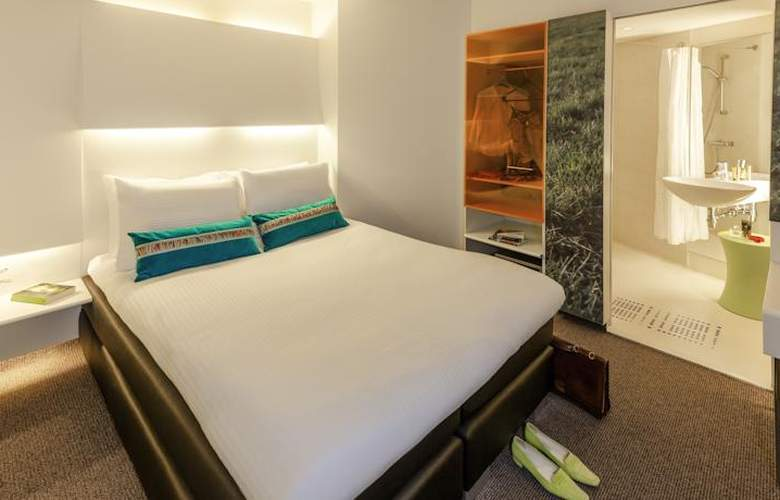 Ibis Styles Amsterdam Central Station - Room - 8