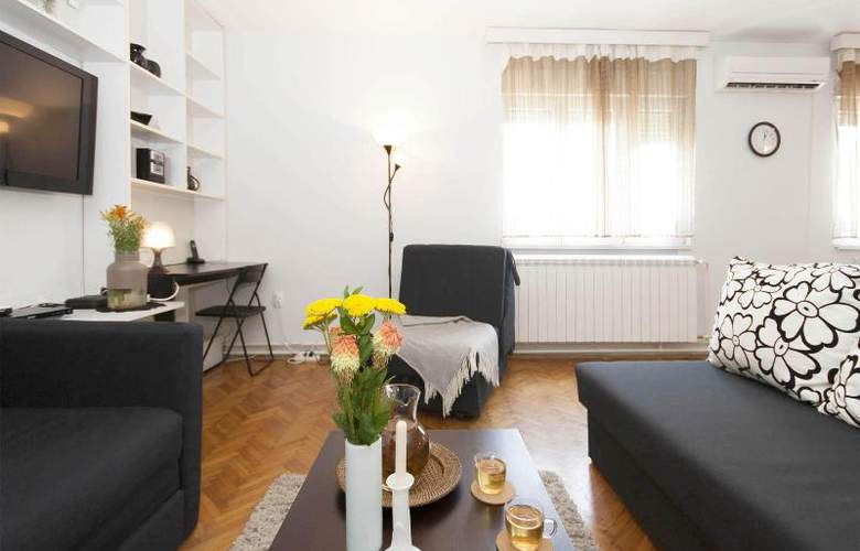 One Bedroom Apartment Hip & Spacious - Hotel - 16