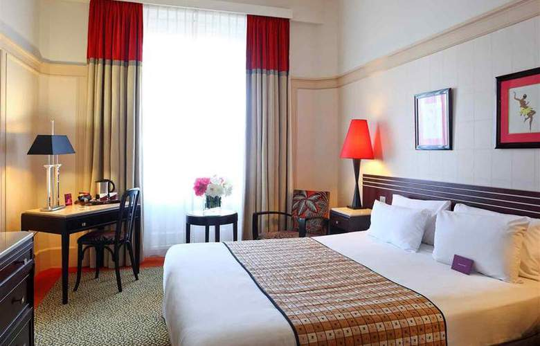 Mercure Biarritz Centre Plaza - Room - 25