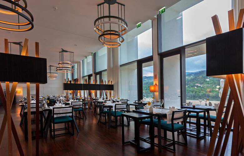 Douro Royal Valley Hotel & Spa - Restaurant - 5