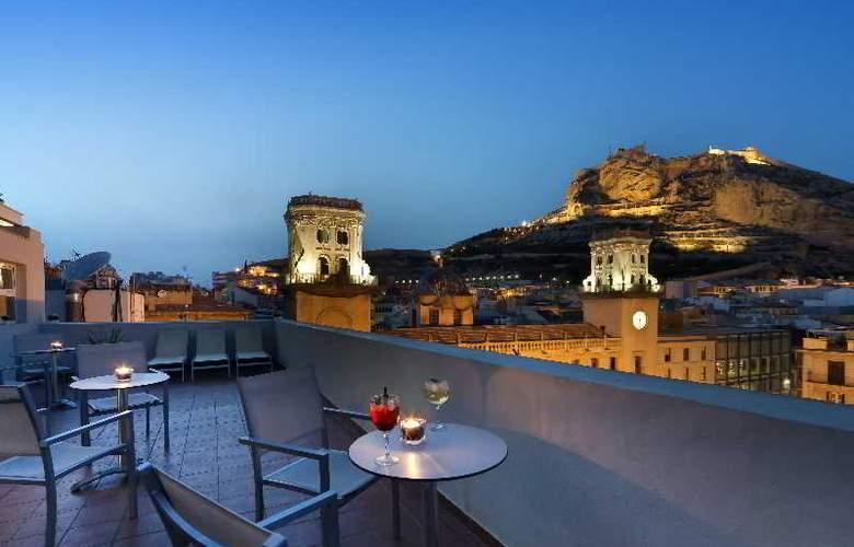 Eurostars Mediterranea Plaza - Terrace - 25