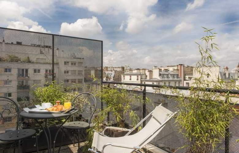 Classics Paris Bastille - Terrace - 17