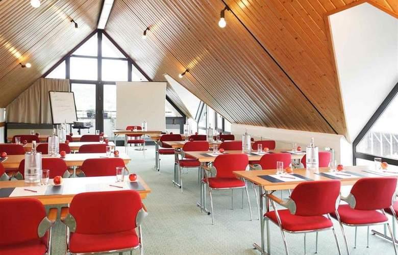 Mercure Hotel Bad Duerkheim An Den Salinen - Conference - 63