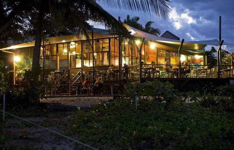 Australis Cairns Beach Resort - Restaurant - 10