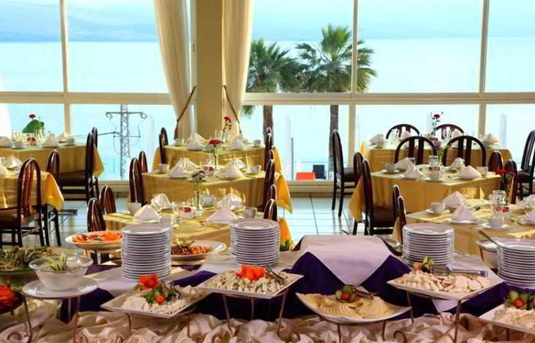Golan Hotel Tiberias - Restaurant - 7