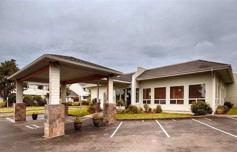 Best Western Inn at Face Rock - Hotel - 36
