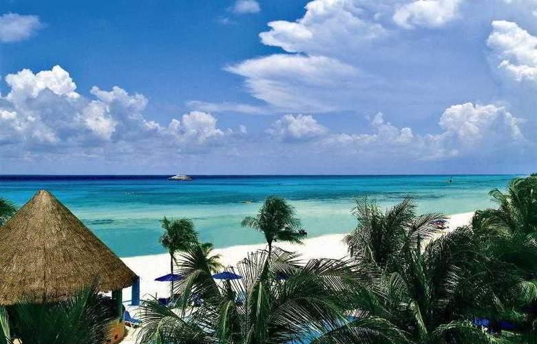 Panama Jack Resorts Gran Porto Playa del Carmen - Beach - 20