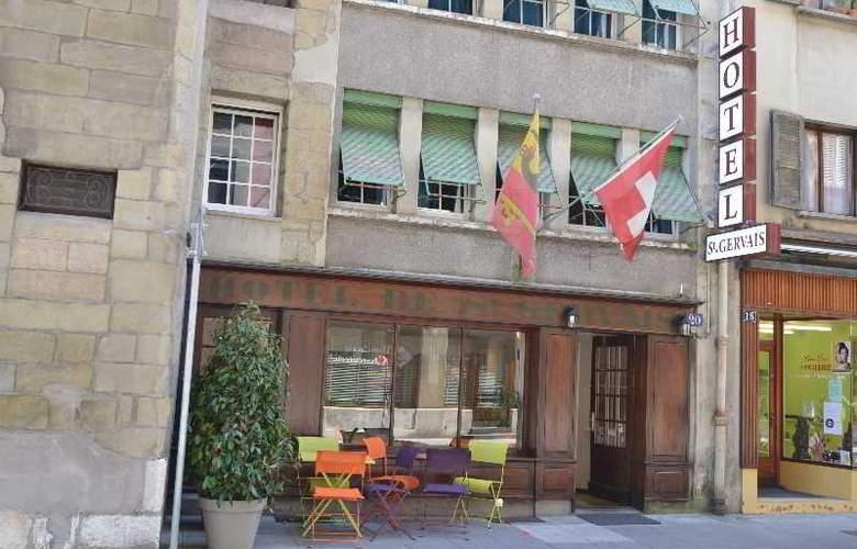 Saint-Gervais - Terrace - 25