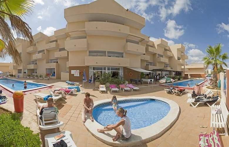 Blue Star Apartamentos - Pool - 20