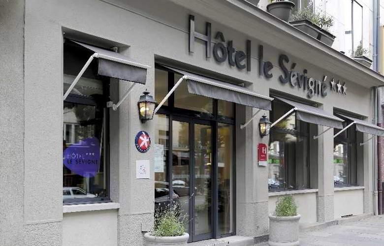 Inter-Hotel Le Sévigné - Hotel - 2