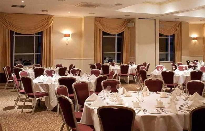 Mercure Brandon Hall Hotel & Spa - Hotel - 6