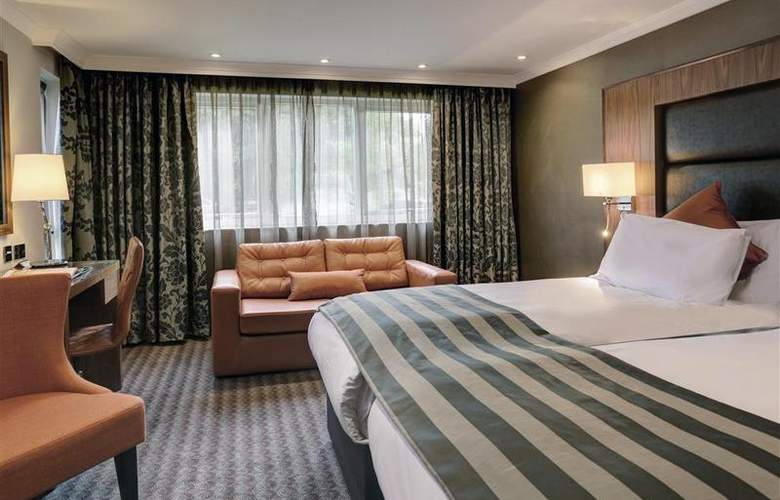Best Western Frensham Pond Surrey - Room - 21