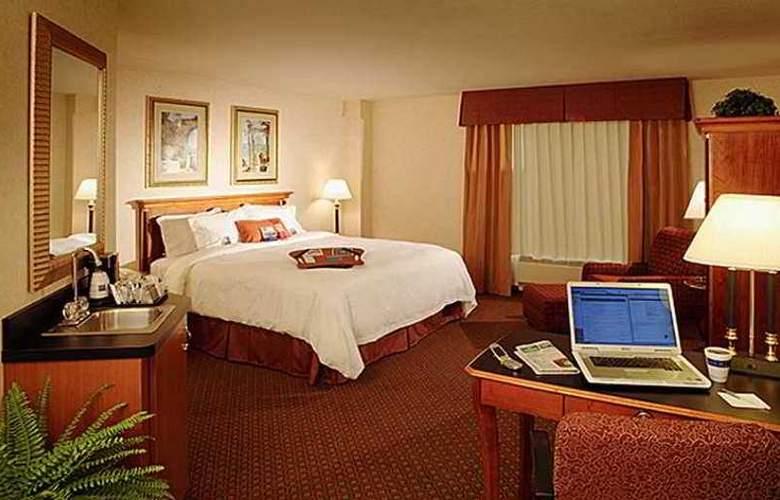 Hampton Inn & Suites Salt Lake City Airport - Hotel - 9
