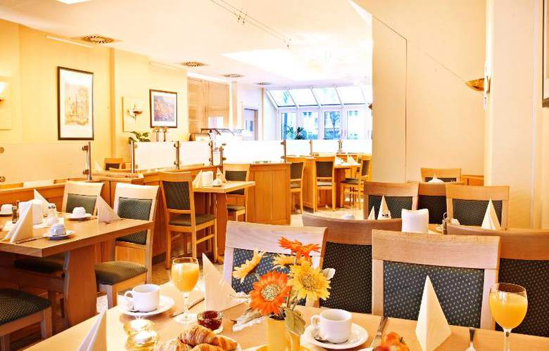 Frankfurt Offenbach City by Tulip Inn - Restaurant - 4