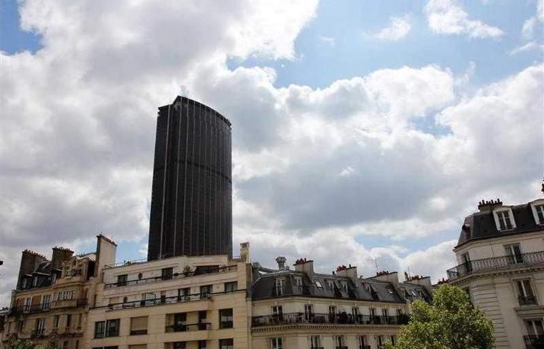 Best Western Hotel Le Montparnasse - Hotel - 62