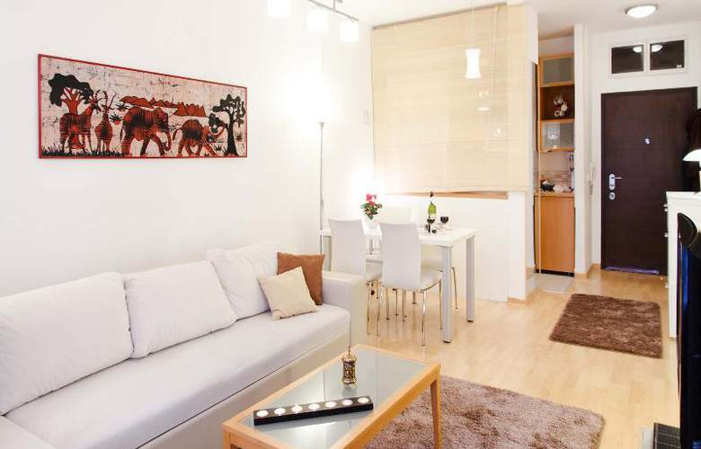 One Bedroom Apartment City Star - Hotel - 3