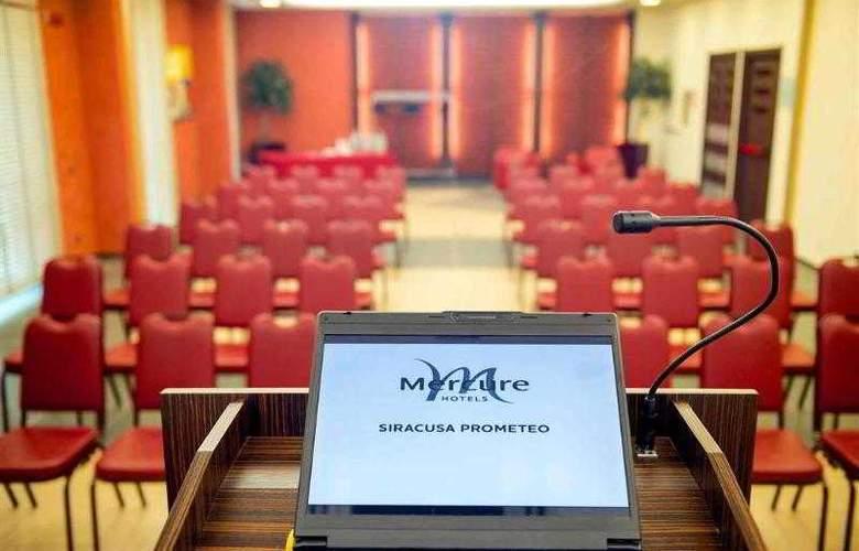 Mercure Siracusa Prometeo - Hotel - 7