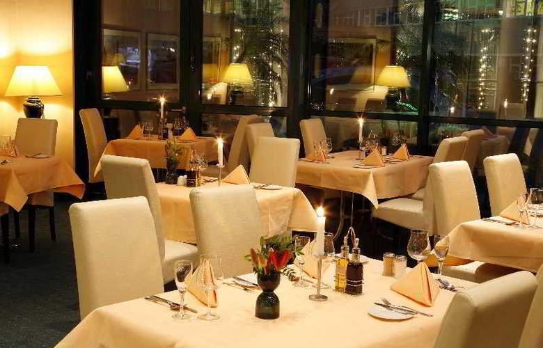Amadeus Frankfurt - Restaurant - 4