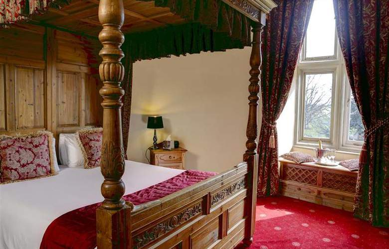 Best Western Walworth Castle Hotel - Room - 80