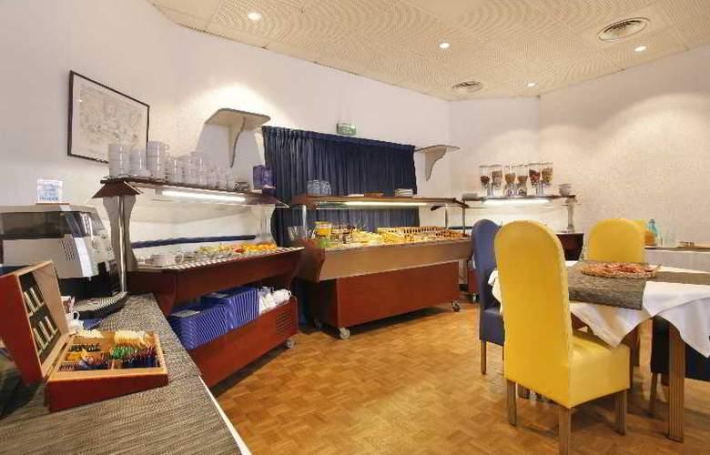 Inter Hotel des Trois Marches - Restaurant - 15