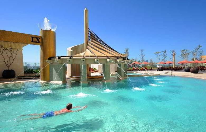 Raffles Dubai - Pool - 15