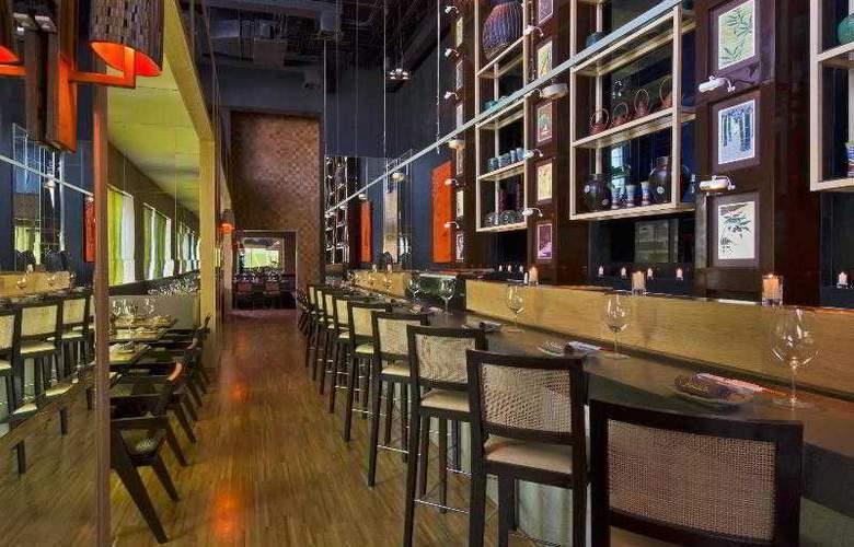 W Santiago - Restaurant - 33