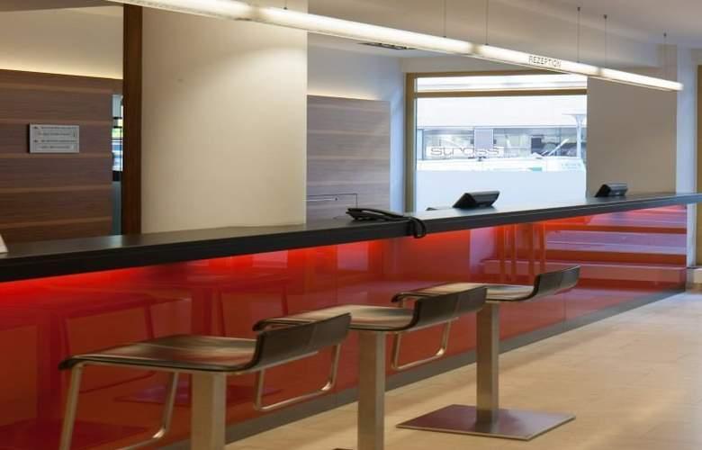 Austria Trend Hotel Beim Theresianum - Bar - 6