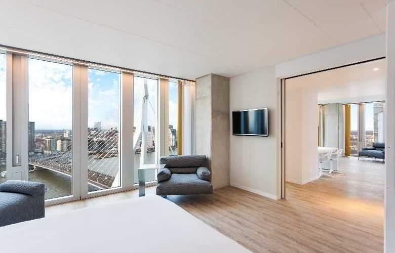 Nhow Rotterdam - Room - 10