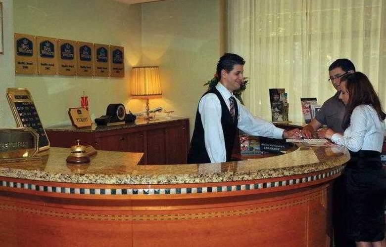 Best Western  Hotel Turist - Hotel - 11